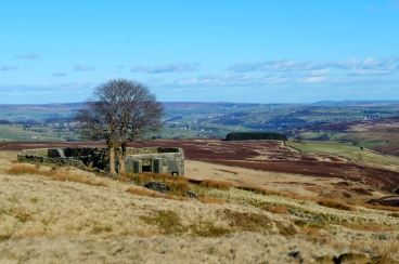 Top Withens, Haworth, Yorkshire