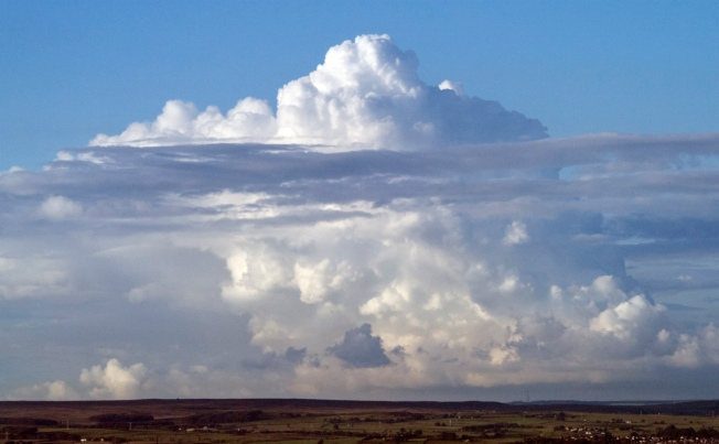 Clouds over Bradford