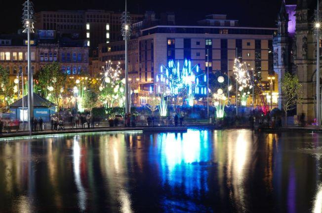 Bradford Light Garden